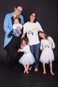 קוסם ומשפחתו